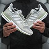 Мужские кроссовки Adidas ZX500 RM Grey ALL05956, фото 3