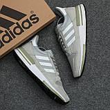 Мужские кроссовки Adidas ZX500 RM Grey ALL05956, фото 8