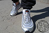 Чоловічі кросівки Nike Air Max 97 Silver Bullet OG QS 312641-069, фото 7