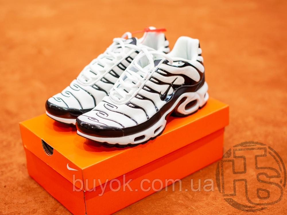 Чоловічі кросівки Nike Air Max Plus White/Black 852630-100