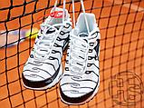 Чоловічі кросівки Nike Air Max Plus White/Black 852630-100, фото 4