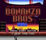 Картридж для Sega Bonanza Bros, фото 2