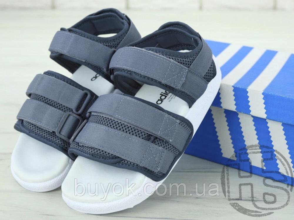 Жіночі сандалі Adidas Originals Adilette Sandal Grey/White CQ2672