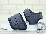 Жіночі сандалі Adidas Originals Adilette Sandal Grey/White CQ2672, фото 3