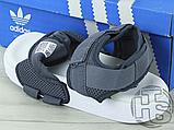 Жіночі сандалі Adidas Originals Adilette Sandal Grey/White CQ2672, фото 6