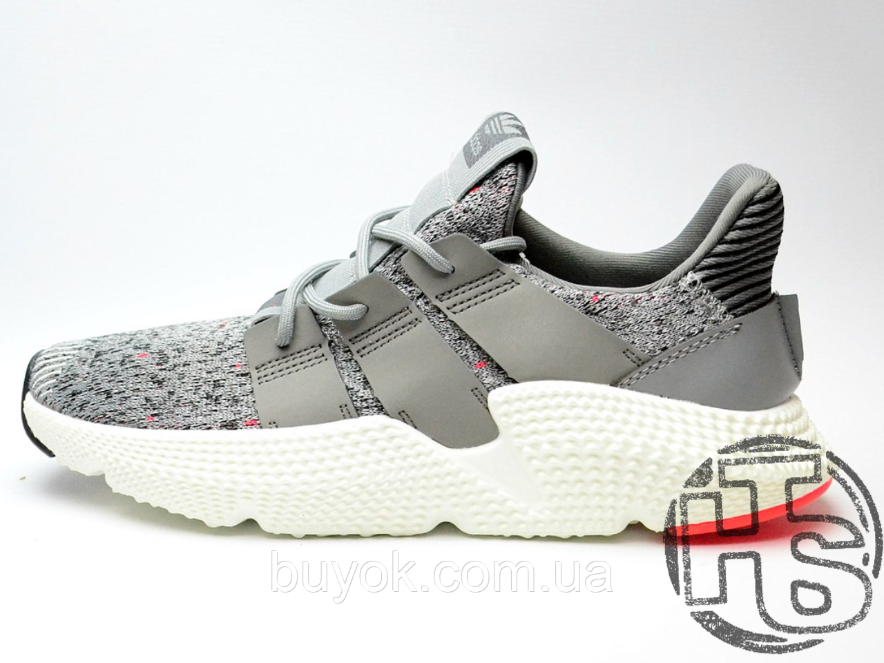 Чоловічі кросівки Adidas Prophere Refill Pack Grey/White CQ3023