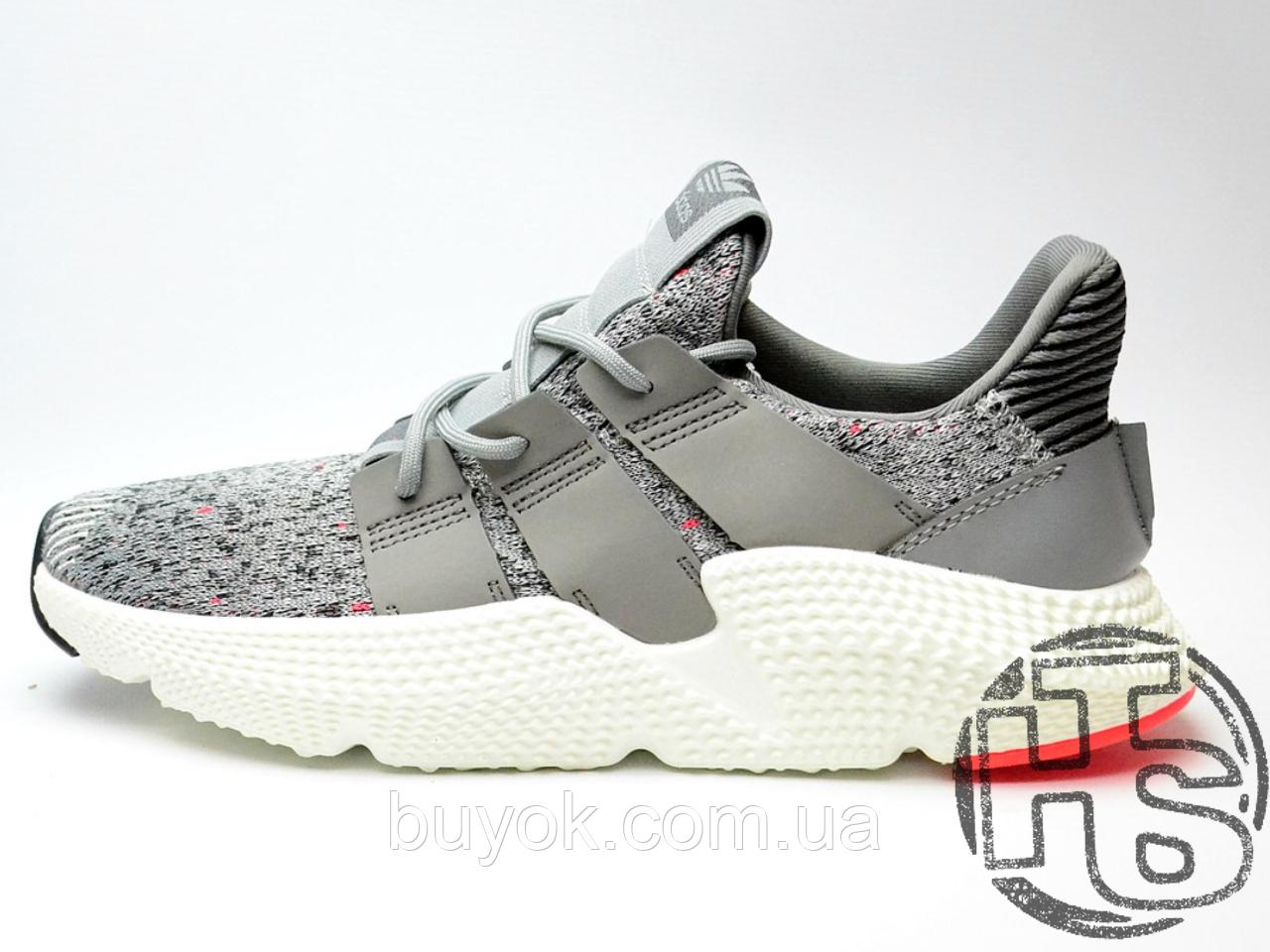 Мужские кроссовки Adidas Prophere Refill Pack Grey/White CQ3023