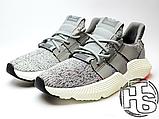 Чоловічі кросівки Adidas Prophere Refill Pack Grey/White CQ3023, фото 3