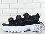 Жіночі сандалі Fila Disruptor 2 Sandal Black White FS1HTZ3082X, фото 8