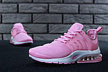 Женские кроссовки Nike Air Max Presto Pink/White ALL02452, фото 4