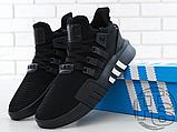 Чоловічі кросівки Adidas EQT Basketball Adv Black/White CQ2991, фото 8