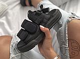 Чоловічі сандалі New Balance Beach Couple Sports Sandals Total Black, фото 5