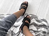 Женские сандалии Adidas Original Adilette Sandal 3.0 Black White EG5025, фото 4