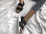 Женские сандалии Adidas Original Adilette Sandal 3.0 Black White EG5025, фото 7