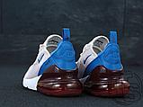 Жіночі кросівки Nike Air Max 270 Particle Rose Celestial Teal AH6789-602, фото 2