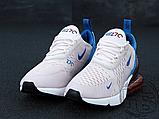 Жіночі кросівки Nike Air Max 270 Particle Rose Celestial Teal AH6789-602, фото 3