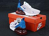 Жіночі кросівки Nike Air Max 270 Particle Rose Celestial Teal AH6789-602, фото 4