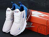 Жіночі кросівки Nike Air Max 270 Particle Rose Celestial Teal AH6789-602, фото 5