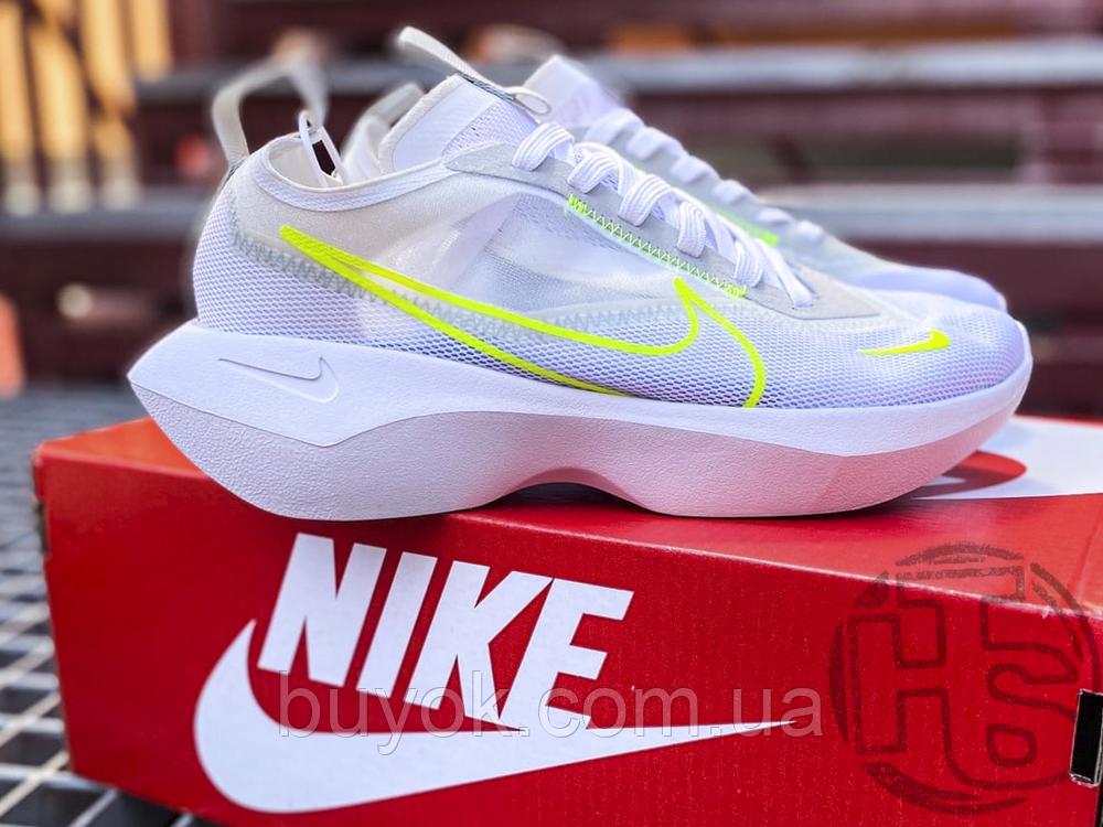 Женские кроссовки Nike Vista Lite White Green CW2651-100