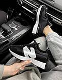 Жіночі кросівки New Balance 327 Black MS327CPG, фото 6