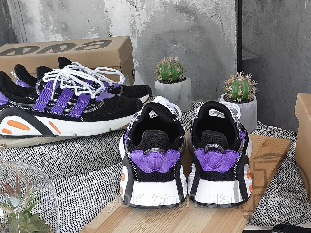Чоловічі кросівки Adidas Lxcon Black/Purple