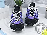 Чоловічі кросівки Adidas Lxcon Black/Purple, фото 3