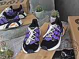 Чоловічі кросівки Adidas Lxcon Black/Purple, фото 6
