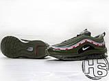 Чоловічі кросівки Nike Air Max 97 OG x Undefeated Green, фото 4