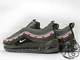 Чоловічі кросівки Nike Air Max 97 OG x Undefeated Green, фото 6