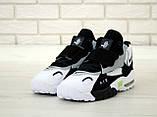 Мужские кроссовки Nike Air Max Speed Turf Black/White 525225-180, фото 6