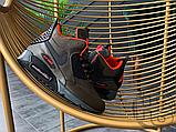 Чоловічі кросівки Nike Air Max 90 Sneakerboot Dark Loden/Black 684714-300, фото 4