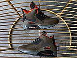 Чоловічі кросівки Nike Air Max 90 Sneakerboot Dark Loden/Black 684714-300, фото 7