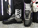 Чоловічі кросівки ACW x Nike Air Force 1 Black/Dark Grey-White BQ6924-001, фото 6