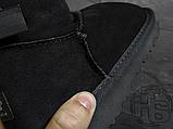 Женские сапоги UGG Bailey Bow Tall II Boot Black 1016434, фото 8