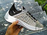 Чоловічі кросівки Nike EXP-X14 Black Grey Wolf AO3170-001, фото 5