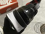 Мужские кроссовки Air Jordan React Havoc Gym Red Black AR8815-600, фото 2