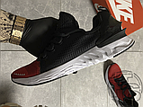 Мужские кроссовки Air Jordan React Havoc Gym Red Black AR8815-600, фото 3