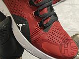 Мужские кроссовки Air Jordan React Havoc Gym Red Black AR8815-600, фото 6