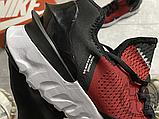 Мужские кроссовки Air Jordan React Havoc Gym Red Black AR8815-600, фото 7