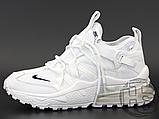 Мужские кроссовки Nike Air Max 270 Bowfin Triple White, фото 4