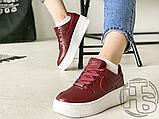 Жіночі кросівки Nike Air Force 1 Sage Low Red White AR5339-602, фото 2