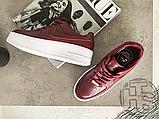 Жіночі кросівки Nike Air Force 1 Sage Low Red White AR5339-602, фото 6