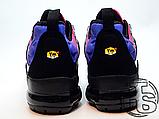 Мужские кроссовки Nike Air VaporMax Plus Black/Team Red/Hyper Violet AO4550-001, фото 4