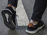 Чоловічі кросівки Adidas ZX500 RM Commonwealth Black Purple DB3511, фото 5