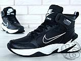 Мужские кроссовки Nike M2K Mid Tekno Black/White AV4789-002, фото 2