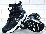 Мужские кроссовки Nike M2K Mid Tekno Black/White AV4789-002, фото 3