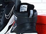Мужские кроссовки Nike M2K Mid Tekno Black/White AV4789-002, фото 9