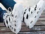 Мужские кроссовки Nike Air More Uptempo x Off-White White/Black 902290-105, фото 5