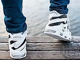 Мужские кроссовки Nike Air More Uptempo x Off-White White/Black 902290-105, фото 6