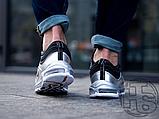 Мужские кроссовки Nike Air Max 97 Silver Black AT5458-001, фото 2